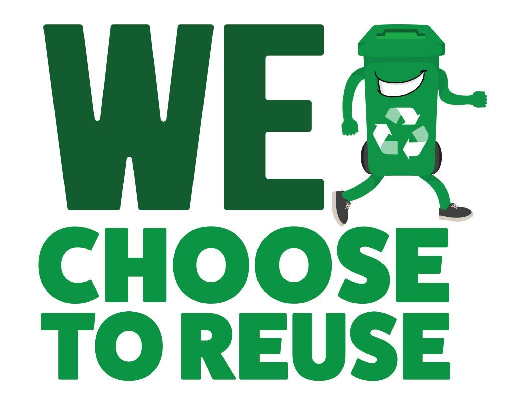 Choose to Reuse Logo