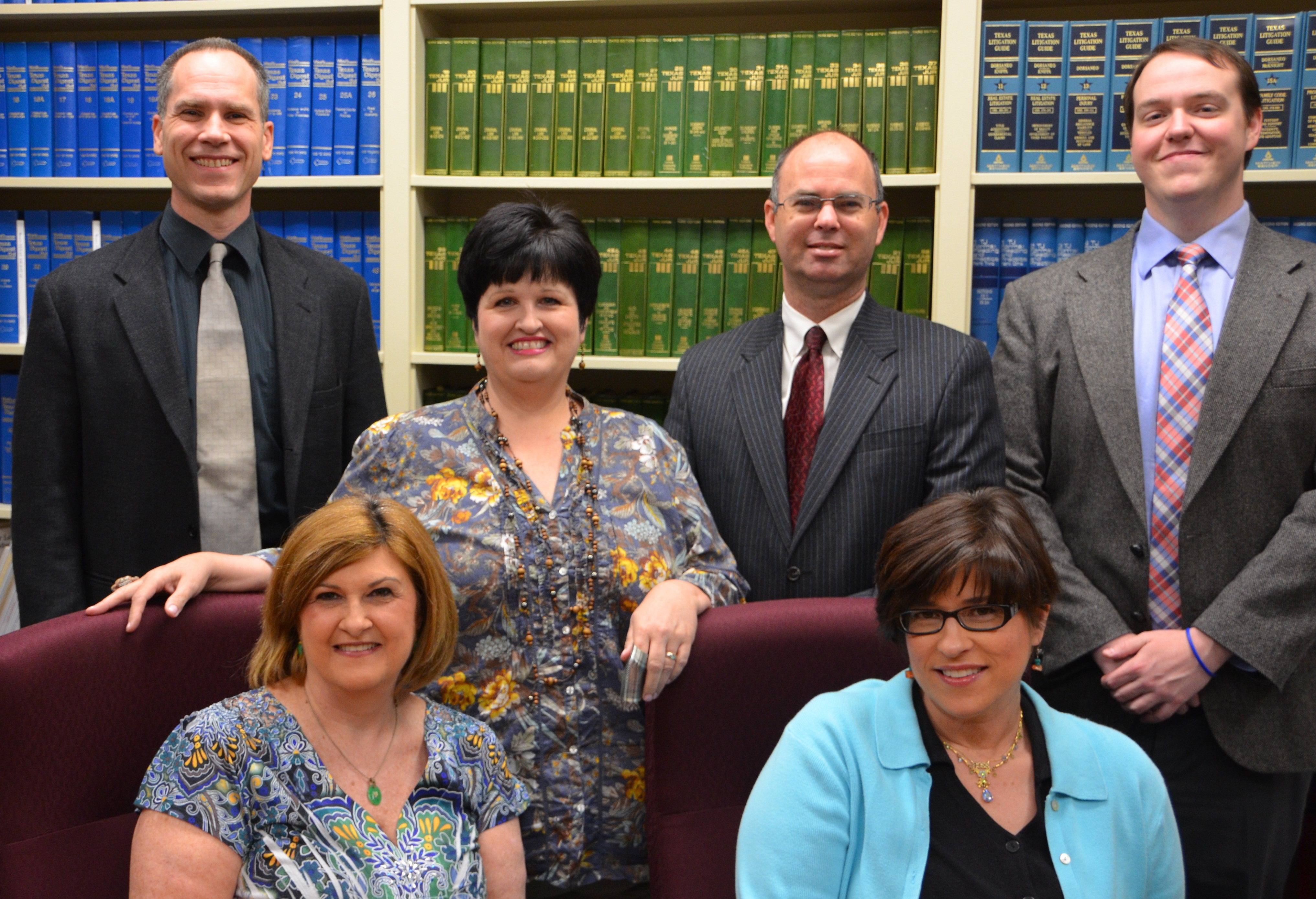 Legal Dept. Staff